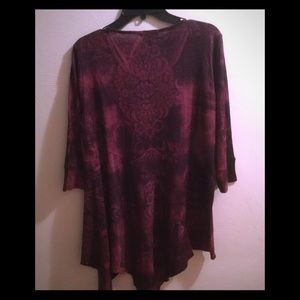 live and let live Tops - NWT BEAUTIFUL LIVE AND LET LIVE TOP 1X